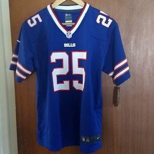 Buffalo Bills Lesean McCoy Nike OnField jersey